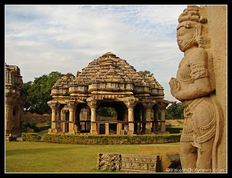 Ancient Badoli Temples