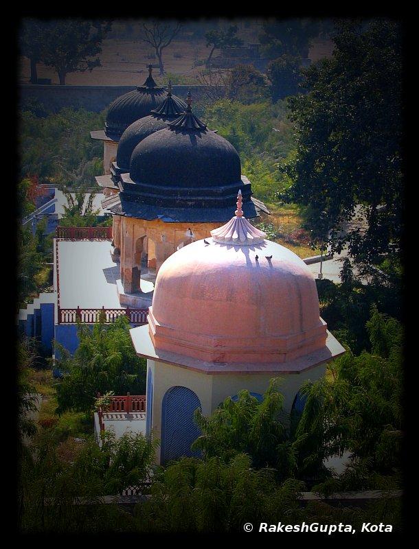 Jain Temples at Viratnagar
