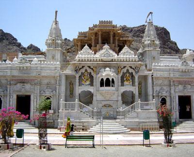Nakoda Jain Temple
